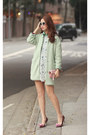 Periwinkle-chicwish-dress-aquamarine-choies-blazer