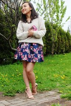 knit Jessica Simpson sweater