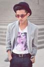 Diy-t-shirt-jnby-blazer-brick-red-oscar-magnuson-sunglasses