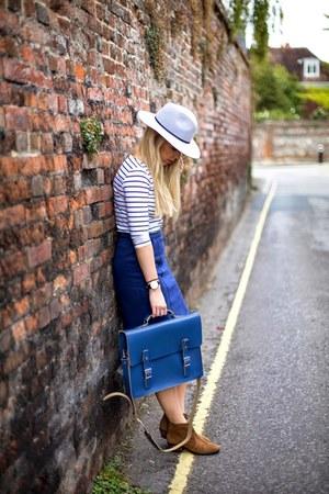 a line Boden skirt
