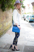 floral Sheinside pants