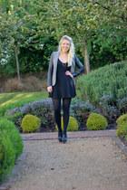 Zara jacket - glamorous meemee dress