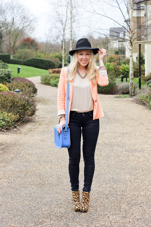 salsa jeans - Zara jacket