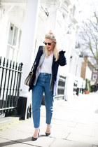 mom jeans Topshop jeans