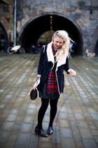 suede gilet Zara jacket