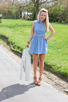 polka dot Primark dress