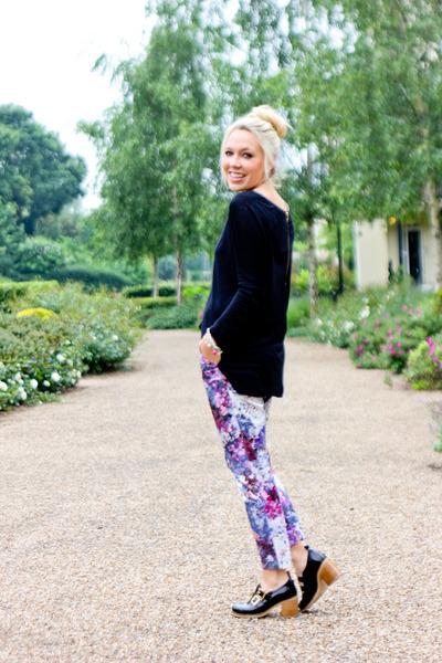 print H&M pants
