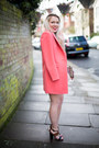 Lashes-of-london-dress-pink-coat-reiss-coat
