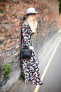 Floral-maxi-missguided-dress