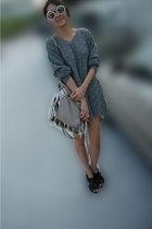 heidis secret dress - Topshop shoes