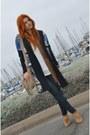Navy-zebra-print-angel-kiss-jeans-navy-aztec-print-h-m-jacket
