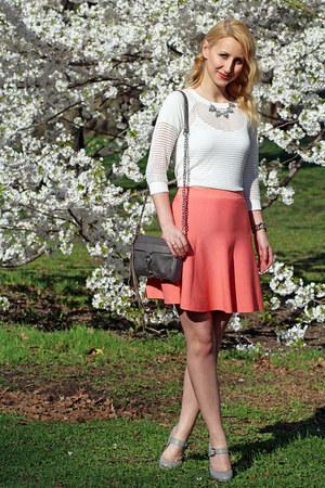 mini mac Rebecca Minkoff bag - Romeo & Juliet Couture skirt
