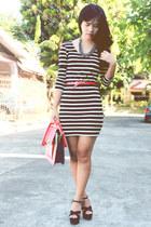Forever 21 dress - Centropelle heels