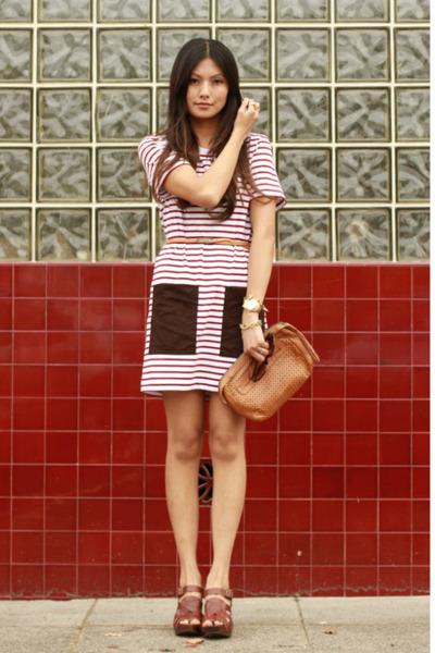 Dolce Vita dress - Zara shoes