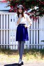 Purple-thrift-sweater