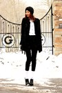 Black-piko-jacket-black-h-m-pants-white-vintage-blouse-black-aldo-heels