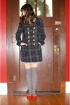 shoes - Target socks - forever 21 coat