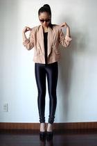 vintage nude jacket
