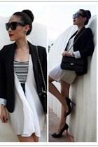 alice mccall dress - Zara blazer