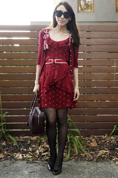 best prada handbag - Silk Alannah Hill Dresses, Leather Prada Bags, Celine Sunglasses ...