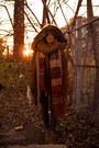 Camel-mango-jacket-brick-red-zara-scarf-camel-zara-scarf-puce-urban-outfit