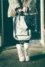 Topshop-coat-lita-ebay-boots-spiked-cap-diy-hat