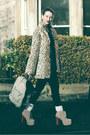 Lita-ebay-boots-topshop-coat-spiked-cap-diy-hat