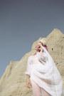 Silver-rhinestone-h-m-earrings-white-moms-prom-vintage-dress
