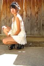 Forever21 dress - Forever21 shoes
