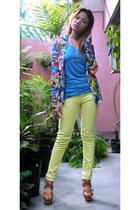 Bayo jeans - S&H heels