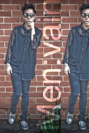 Manvious top - Cheap Monday jeans - Cheap Monday shirt