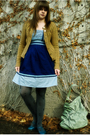 Gold-urban-outfitters-accessories-beige-lux-uo-cardigan-blue-kimchi-blue-dre