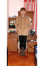 Primadona-boots-browb-thrift-store-coat-black-st-francis-pants