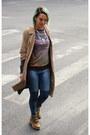 Timberland-boots-stradivarius-jeans-zara-jacket-springfield-sweater