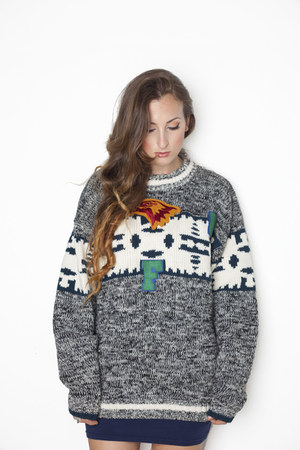 Byrd Holland Vintage jumper