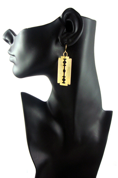 Created by Fortune earrings