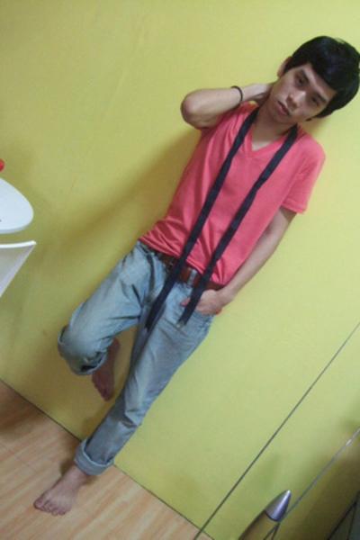 Topman shirt - Topman jeans - Topman belt