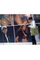 Marc by Marc Jacobs purse - Topman belt