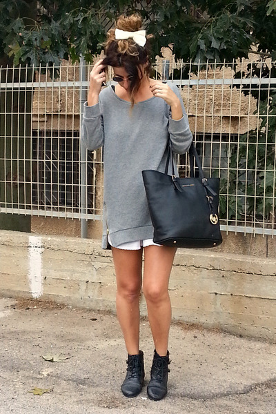 H&M sweater - gray top