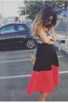 colorful asoscom dress