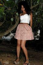 Moxsiecom skirt - Moxsiecom earrings