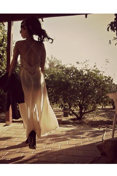 old vintage dress
