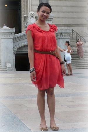 dress - H&M bracelet
