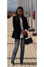 Forever-21-blazer-chanel-bag