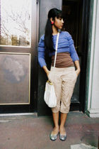 H&M sweater - Old Navy pants