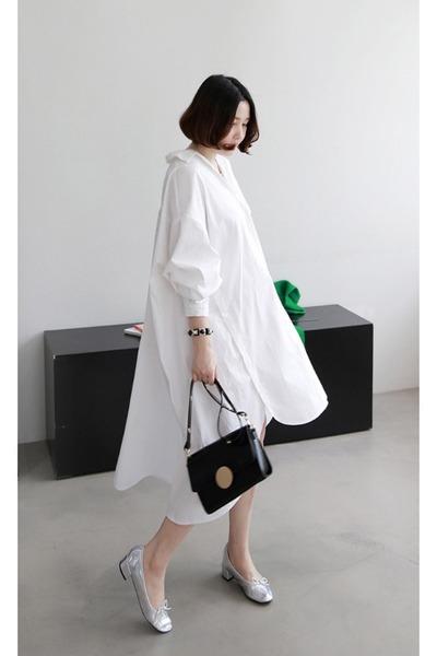 white MIAMASVIN dress