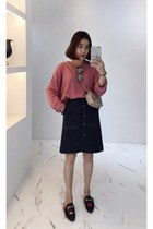 coral MIAMASVIN skirt