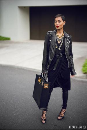 black micah gianneli Micah Gianneli jacket