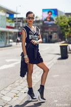 black hustle stylestalker dress