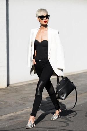 black J Brand jeans
